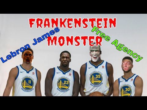 Lebron James and His Free Agency Frankenstein Monster
