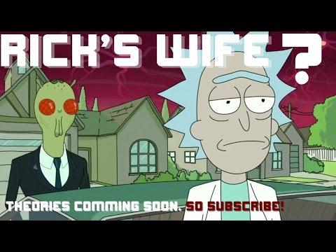 Rick & Morty Season 3 Rick's Wife Death Scene