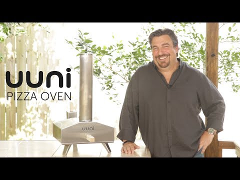 Uuni 3 Pellet Wood Fired Pizza Oven Overview | BBQGuys.com