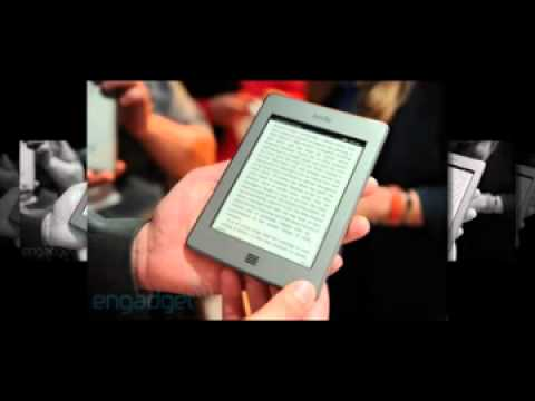 Kindle Touch | Amazon Kindle Touch Review | What To Know Before To Buy ?
