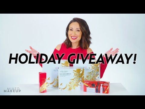 Get Glowing Skin with These Shiseido Holiday Collections! | Beauty with Susan Yara