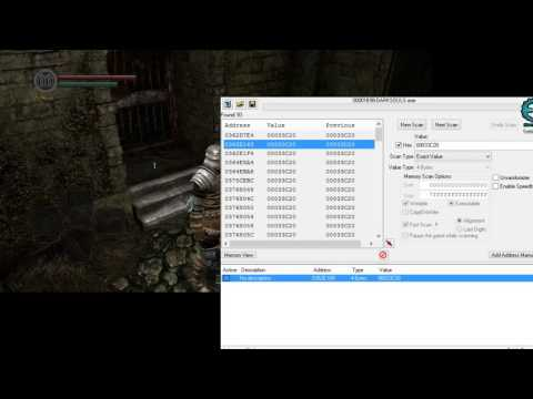 How to change items using Cheat Engine in Dark Souls - Guide