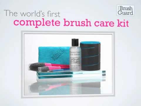 The First Makeup Brush Cleaning Kit Ever!