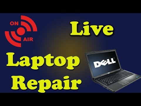 How to install a motherboard on a Dell Laptop | Live Repair | Anti Virus | DATA Recovery
