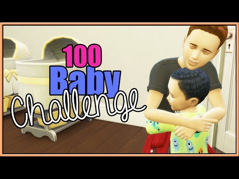 The Sims 4 | 100 Baby Challenge | S1 Part 8 [Brotherly Love]