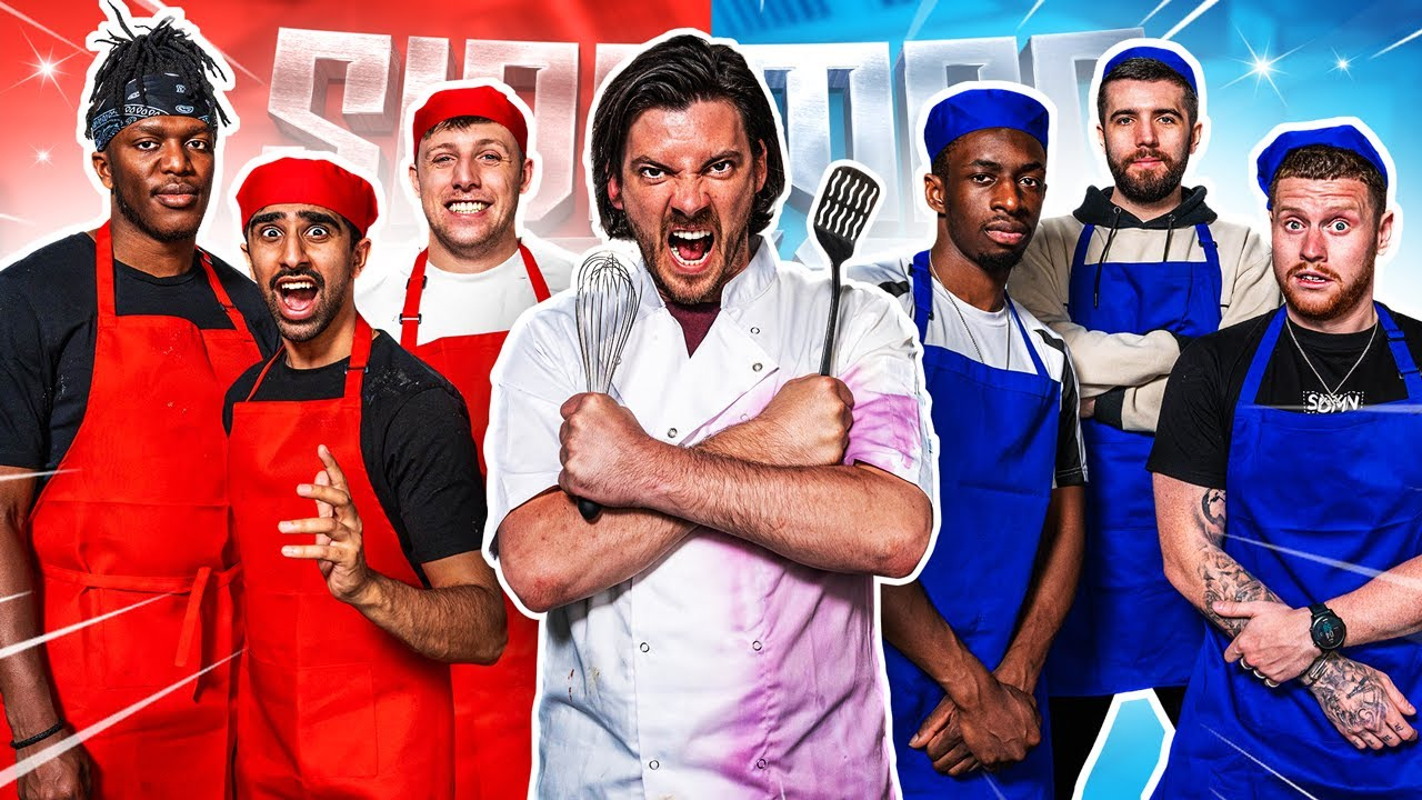 SIDEMEN EXTREME COOK OFF