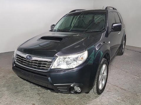 Turbo Subaru Forester AWD Automatic Wagon 2009 Review For Sale