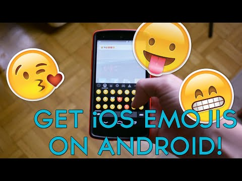 How to get iOS Emojis on Android! - 2014
