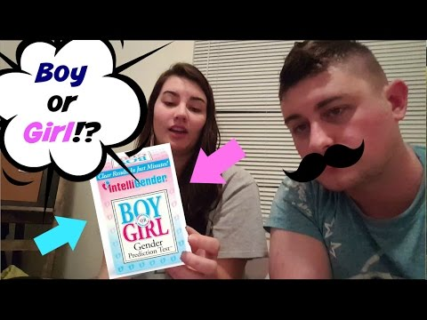 Gender Test at 12 weeks using Intelligender (Boy, girl, or dinosaur!?)
