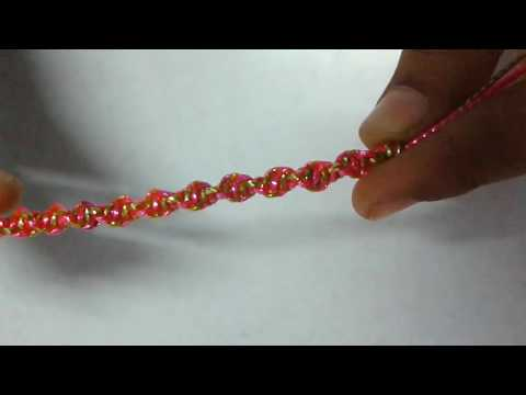 DNA Style Scubbies # Tutorial for room decor