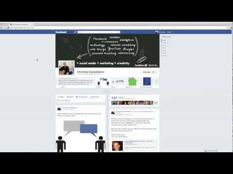 How to share your Facebook Page with friends, fans, and groups