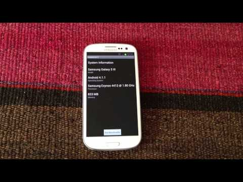 How to OverClock Samsung Galaxy S3 to 1.700mhz! in Official Android 4.1.1 Jelly Bean