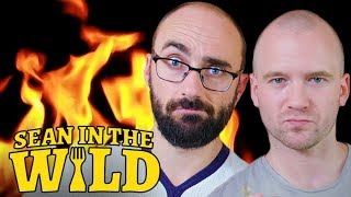 Vsauce and Sean Evans Test Spicy Food Remedies | Sean in the Wild