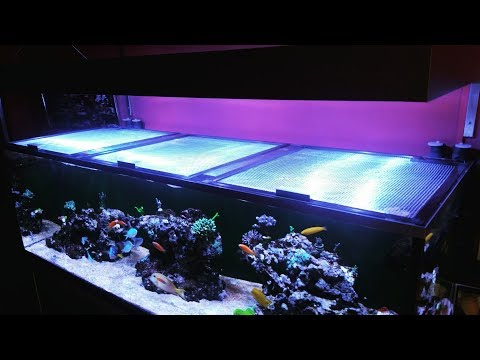 ☆D-D JumpGuard Aquarium Cover☆-Unboxing Diy Instalación-