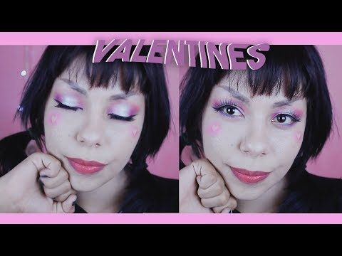 Maquillaje de San Valentìn para que te pele tu CRUSH / GRWM