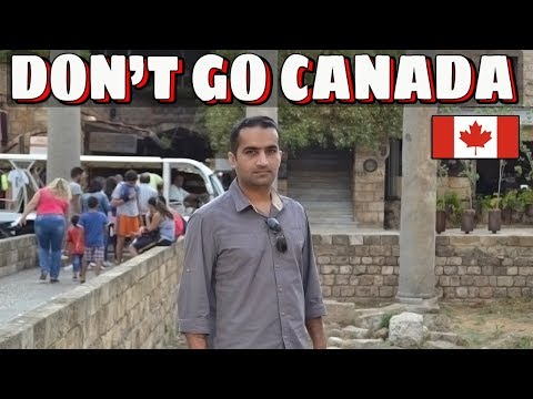 Special Request DON'T GO CANADA IF Watch This Video
