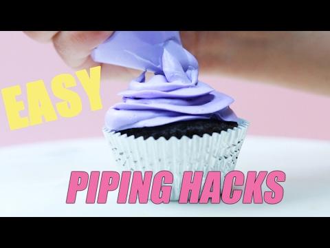 Cupcake Frosting Methods