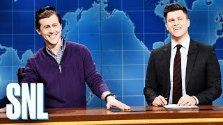 Weekend Update: Guy Who Just Bought a Boat's Respectful Valentine's Day Tips - SNL