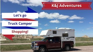 Northstar Vista RV Truck Camper Tour - No Cabover! - PakVim net HD