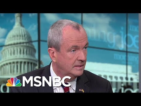 New Jersey's New Governor Phil Murphy Has Ideas On Economic Growth | Morning Joe | MSNBC