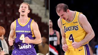 Lakers' Alex Caruso TOP PLAYS with South Bay & Los Angeles!