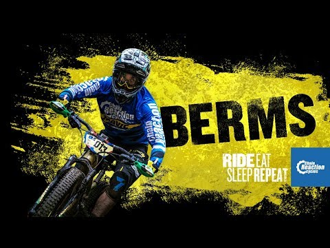 Rail berms like a pro - tips from Sam Hill