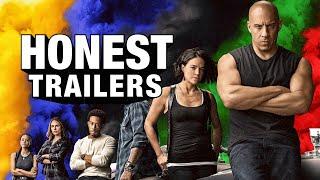 Honest Trailers | F9: The Fast Saga