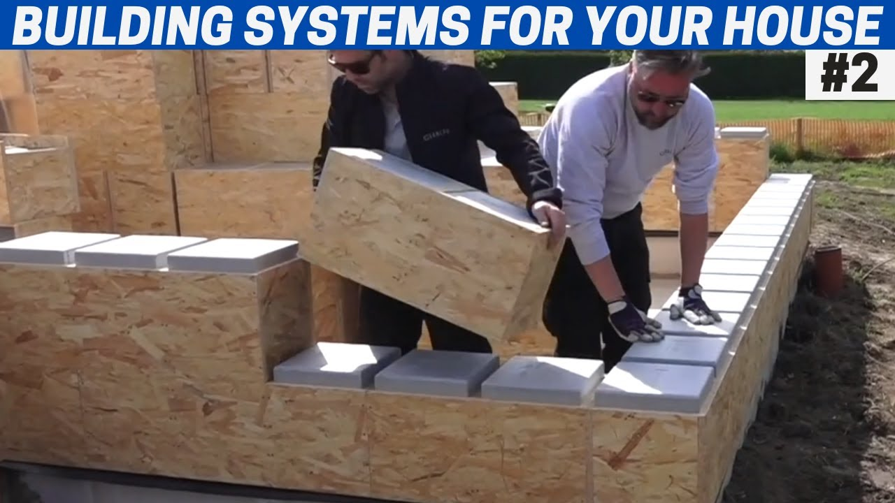 5 Innovative BUILDING SYSTEMS for your house #2
