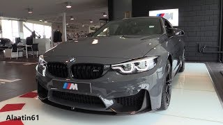 Bmw M4 Competition Package 2018 Exhaust Sound, In Depth Review Interior Exterior