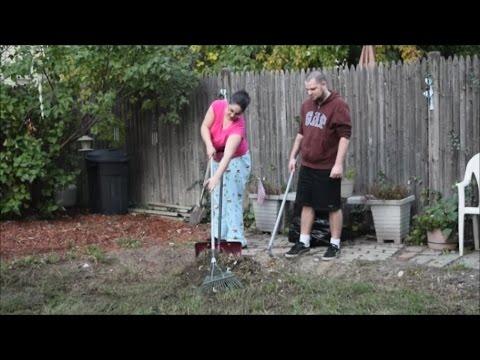 Cleaning Up Dog Poop | Vlog 511