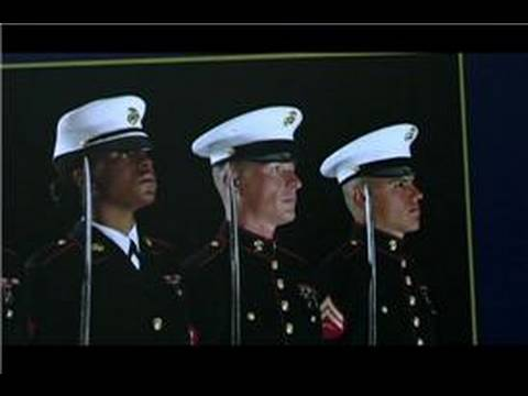 Marine Corps Training : How to Join the Marines