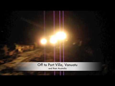 S/V Honeymoon Vanuatu Volcano (Ep23)