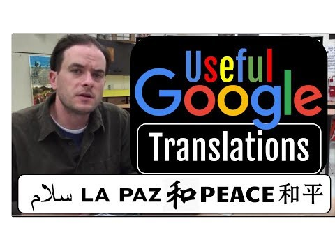 Translate Any Language: Text, Characters, Voice