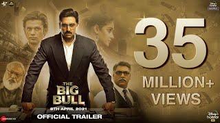 The Big Bull: Official Trailer   Abhishek B, Ileana D, Nikita D, Sohum S   Kookie Gulati   8th April