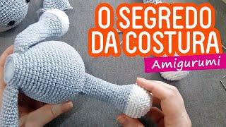 DIY Jirafa Parte 1 amigurumi crochet/ganchillo (tutorial) | 180x320