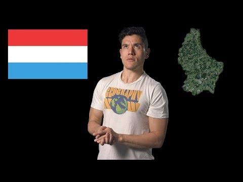 Geography Now! LUXEMBOURG