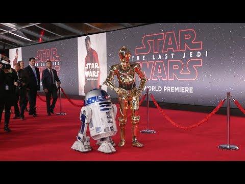 Star Wars: The Last Jedi World Premiere Red Carpet   VIZIO