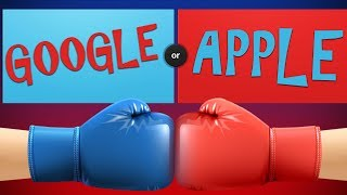 GOOGLE or APPLE? | Would You Rather #16