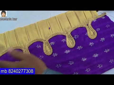 pleats design | fashion designer technique | secret technique | easy method | learn online classes