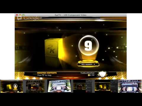 NBA 2K13 My Team - 1,000,000 VC Pack Opening LiveStream
