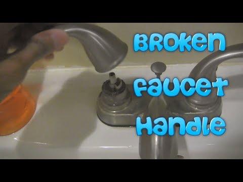 Installing A New Bathroom Sink Faucet
