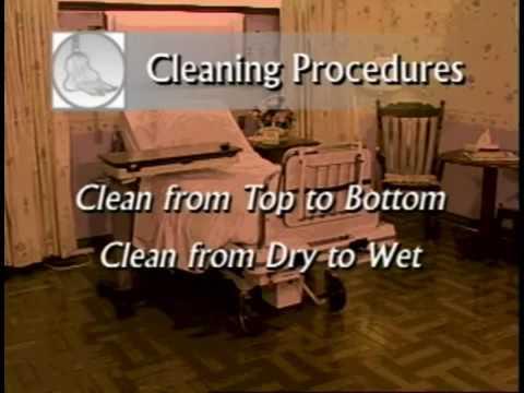 Patient Room Disinfection