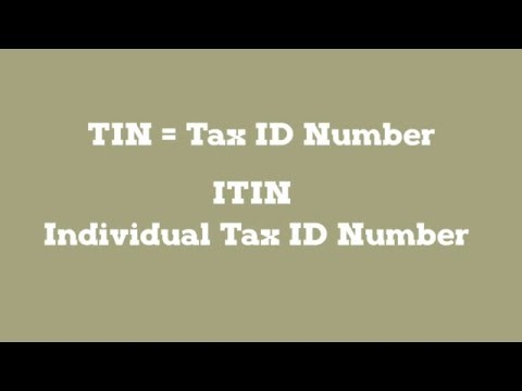 TIN Mortgages - ITIN Mortgage Loan