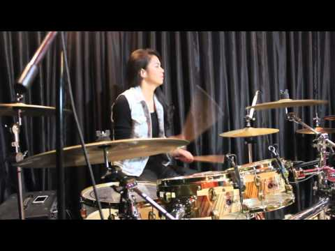 La La Latch - Pentatonix (Drum Cover) - Rani Ramadhany