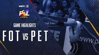 Highlights: Foton vs. Petron | PSL All-Filipino Conference 2019