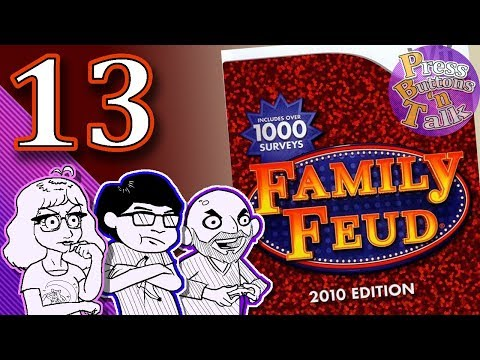 Family Feud, Ep. 13: Blue Cheese - Press Buttons 'n Talk