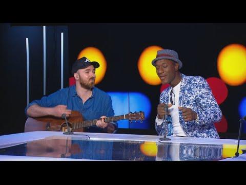 Aloe Blacc: 'The Man' on 'America's Musical Journey'