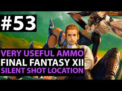 Final Fantasy 12 The Zodiac Age WEAK MODE - Silent Shot Location