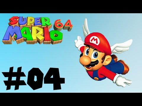 Super Mario 64 -- Part 4: Taking Flight & Diving Down