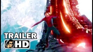 "AVENGERS: INFINITY WAR ""Spider-Man Falls From Space"" TV Spot Trailer (2018) Superhero Movie HD"